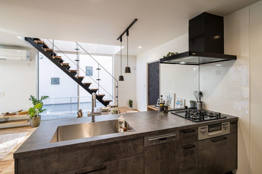 建築家 森下博視ギャラリー 【kitchenにこだわったお家】
